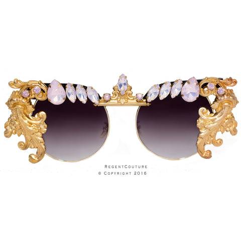 Pasha Crystal Sunglasses - RegentCouture
