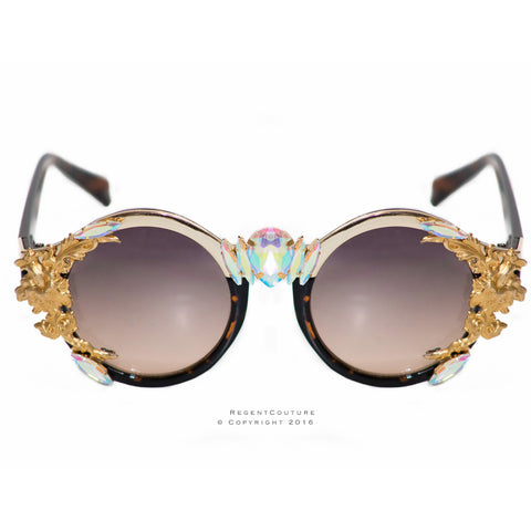 Art Deco Sunglasses (Discontinued) - RegentCouture