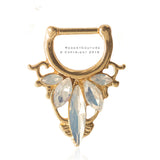 Inas Septum Nose Ring - RegentCouture