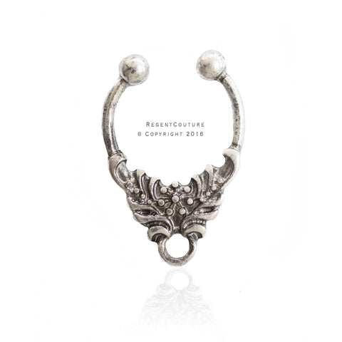 Neha Fake Septum Nose Ring - RegentCouture