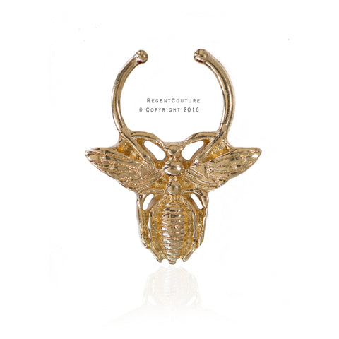 Bee Yonce Fake Septum Nose Ring - RegentCouture