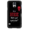 Nurse Super Power Phone Case