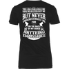 Anything Is Possible    Womens Shirt