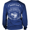 Fisherman's Prayer Long Sleeve
