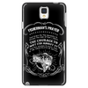 Fisherman's Prayers Phone Case
