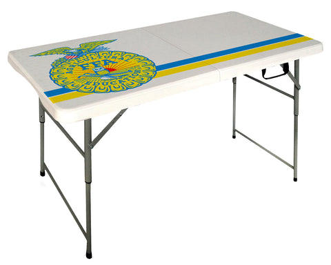 4' Folding Show Table