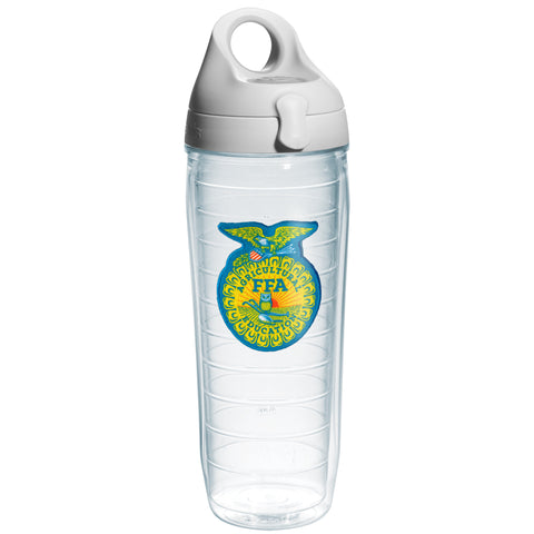 Water Bottle with Patch