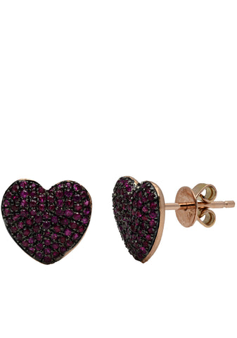 Bliss Kiss studs
