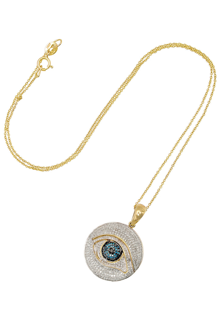 Big Thirdeye Necklace