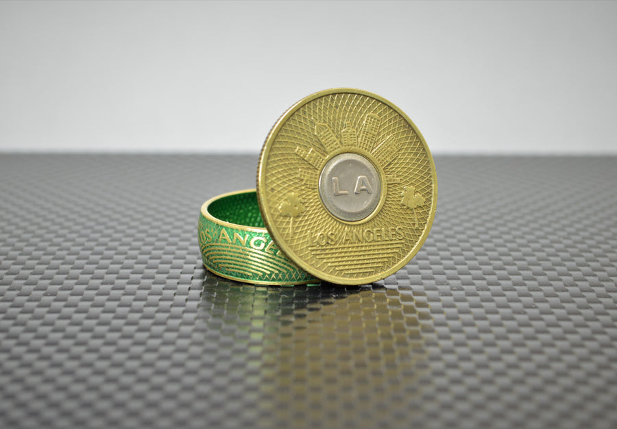 Los Angeles Coin Ring