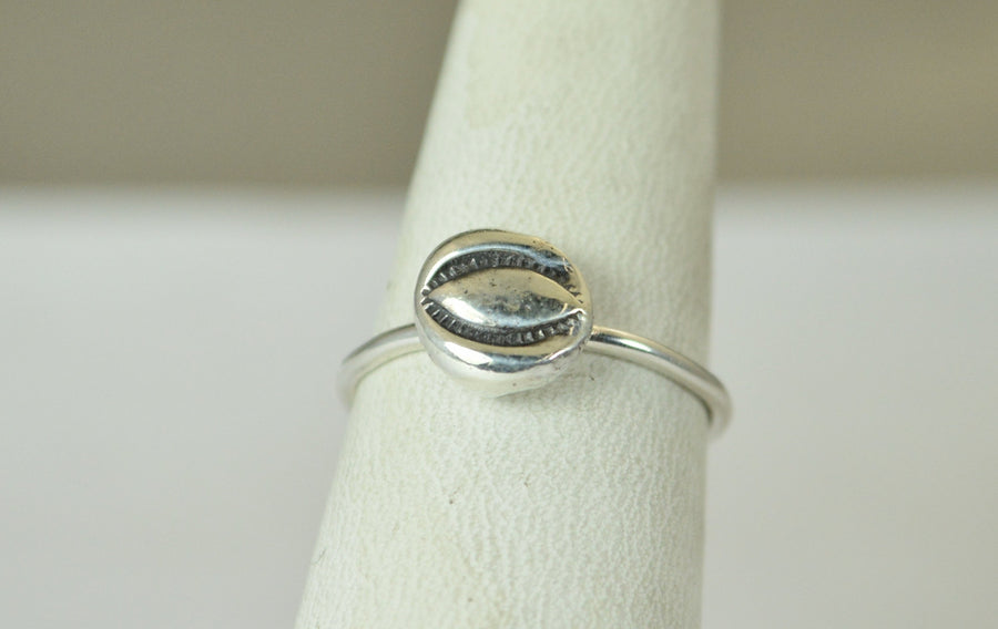 Oval Eye Ring
