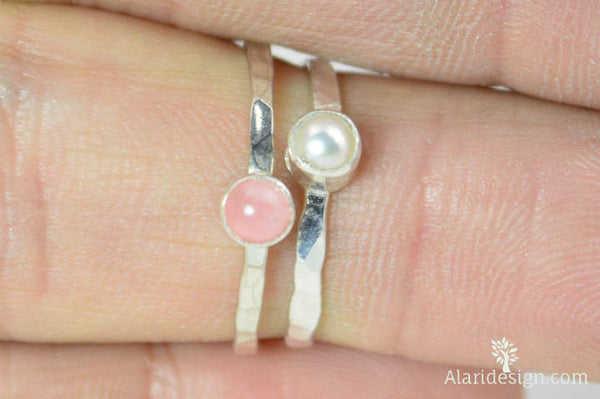 Pure Love Ring Set