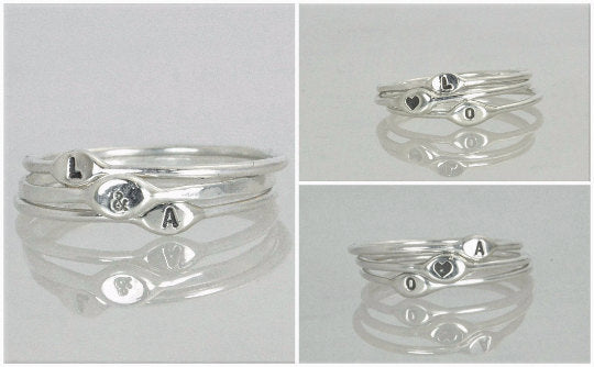 """I Love You"" Promise Rings"