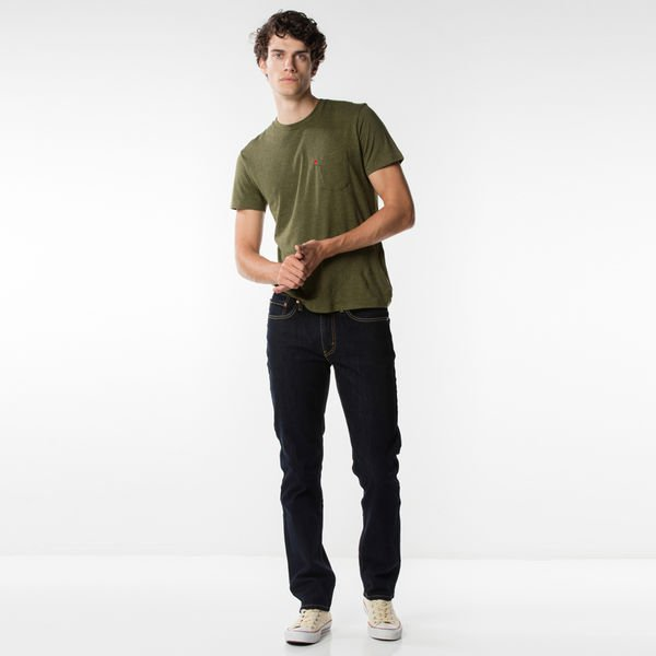 LEVIS - 514 Straight - RINSEY