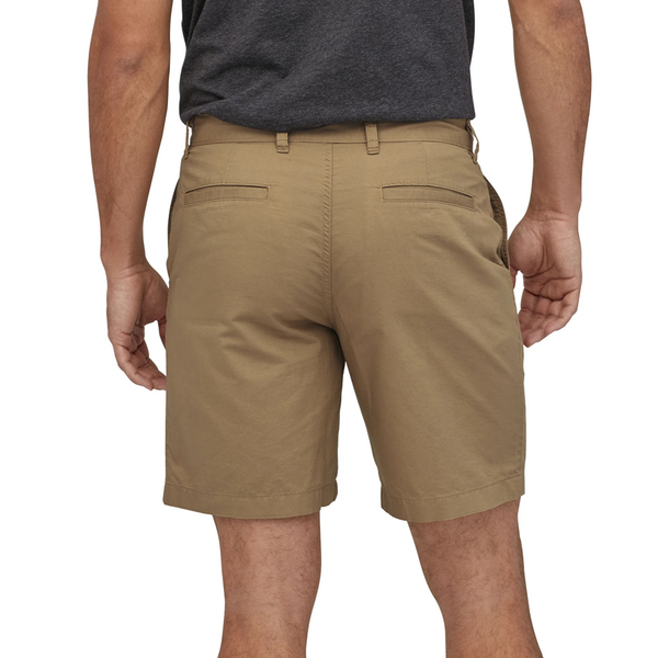PATAGONIA - Men's Light Weight All-Wear Hemp Shorts - 8 In. Mojave Khaki