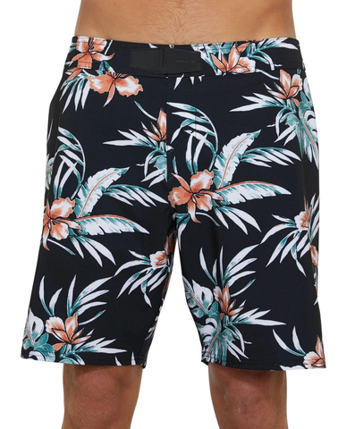 O'NEILL - Hyperfreak Haven Boardshort - Black