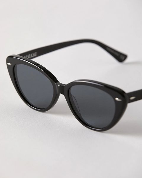 EPOKHE EYEWEAR - POKA Black Polished / Black