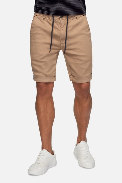 INDUSTRIE - THE DRIFTER CUBA SHORT - NEW CINNAMON
