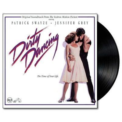 DIRTY DANCING - Soundtrack Vinyl (new reissue )