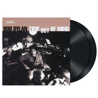 BOB DYLAN - Time Out Of Mind (180gm Vinyl) (Reissue)