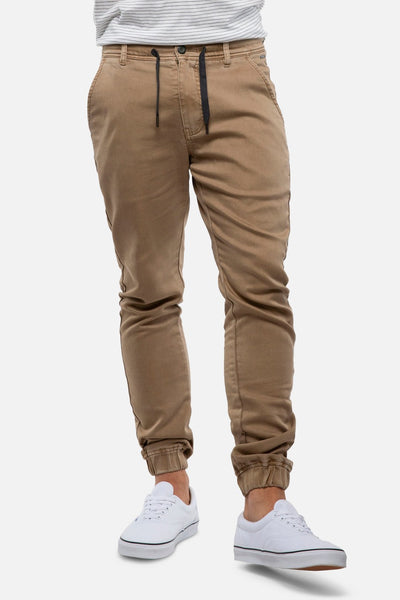 INDUSTRIE - The Drifter Chino Pant - NEW CINNAMON