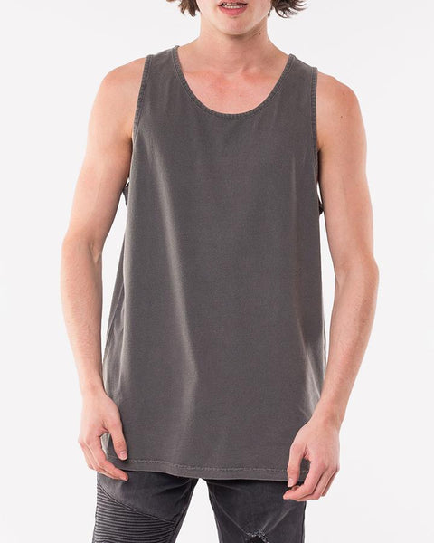 SILENT THEORY - Standard Singlet - CHARCOAL