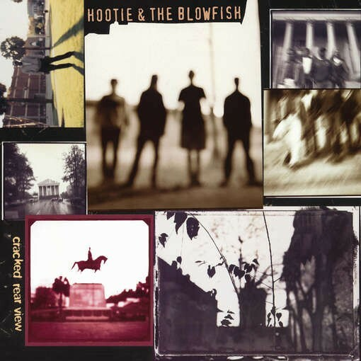 HOOTIE & THE BLOWFISH - Cracked Rear View (Vinyl) NEW