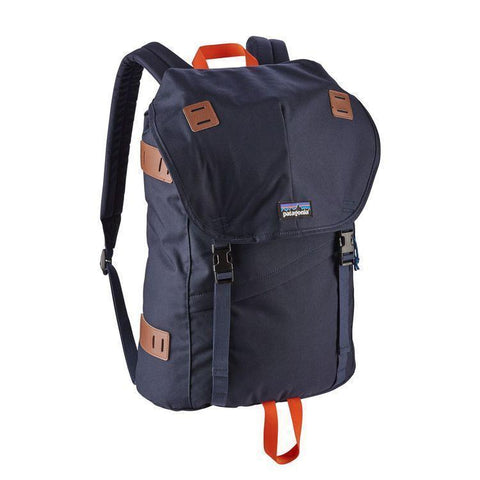 PATAGONIA - Arbor Pack 26L - NAVY BLUE W/ PAINTBRUSH RED