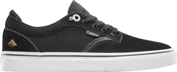 EMERICA - Dickson - BLACK/WHITE/GOLD