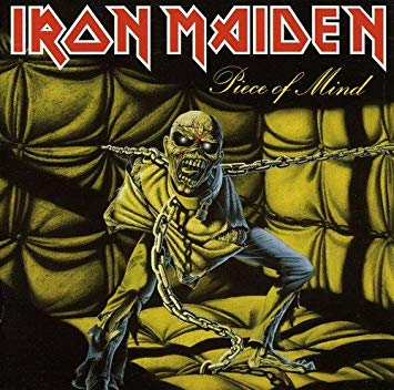 IRON MAIDEN - Piece Of Mind (180g Vinyl)