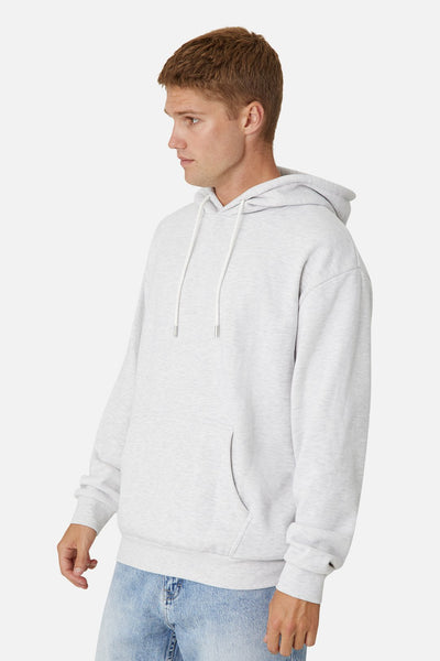 INDUSTRIE - The Basic Hoodie - CHAMPIONSHIP GREY