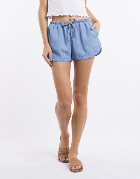 ALL ABOUT EVE - Meg Short - MID BLUE