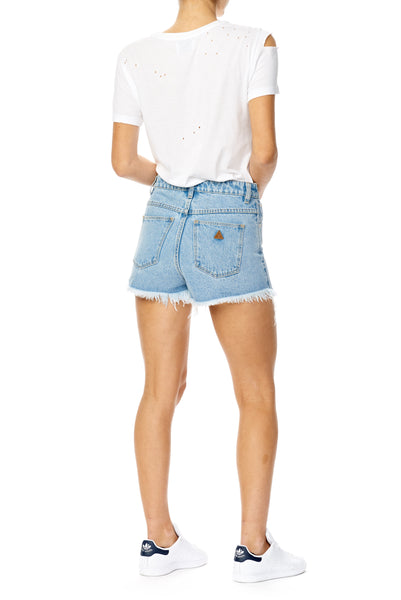 ABRAND - A. High Relaxed Short Esmeralda