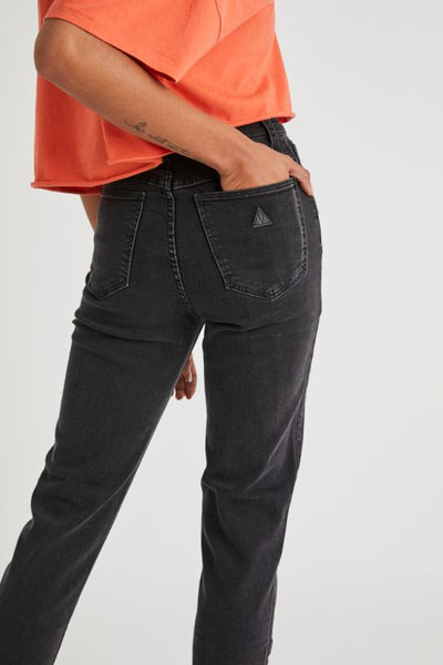 ABRAND - A 94 HIGH SLIM - Black