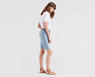 LEVI'S - 501 Slouch Short Slouch Around