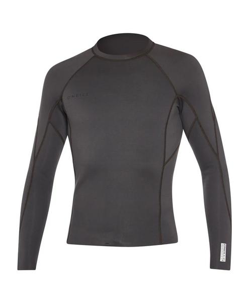 O'Neill - Reactor II 1.5mm Long Sleeve Wetsuit Jacket - Black