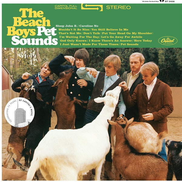 Pet Sounds (50th Anniversary Mono 180gm Vinyl Reissue)