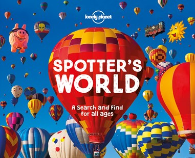 SPOTTER'S WORLD BOOK