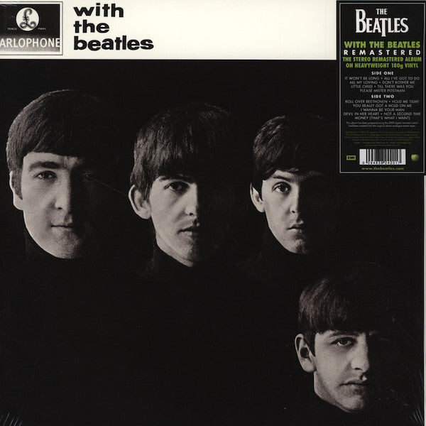 THE BEATLES WITH THE BEATLES LP 180 GRAM VINYL NEW