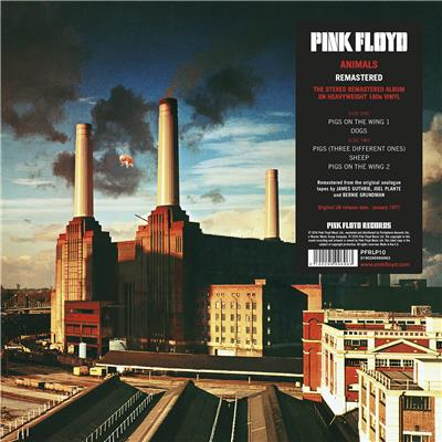 PINK FLOYD Animals (Vinyl) (2016 Reissue)