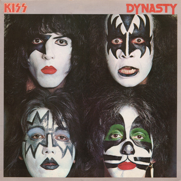KISS - Dynasty (180gm Vinyl)