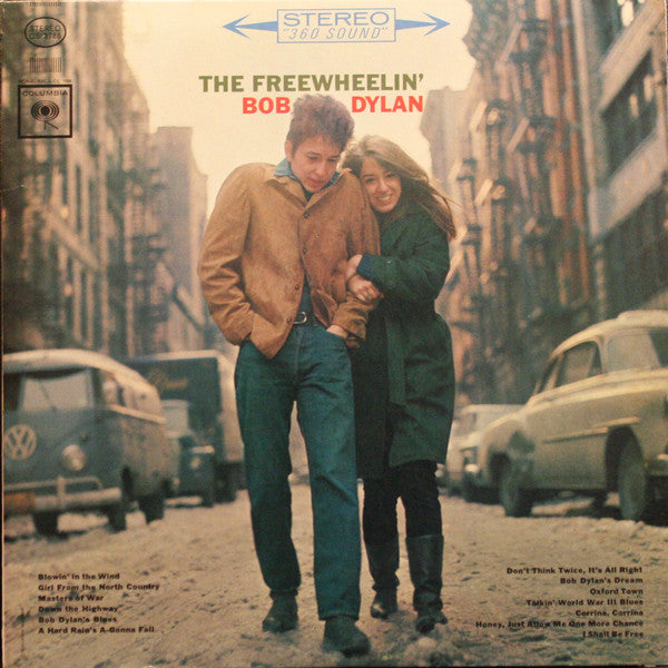 BOB DYLAN - The Freewheelin' (180g Vinyl)
