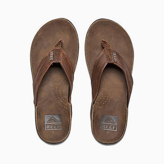 REEF - J-BAY III DARK BROWN