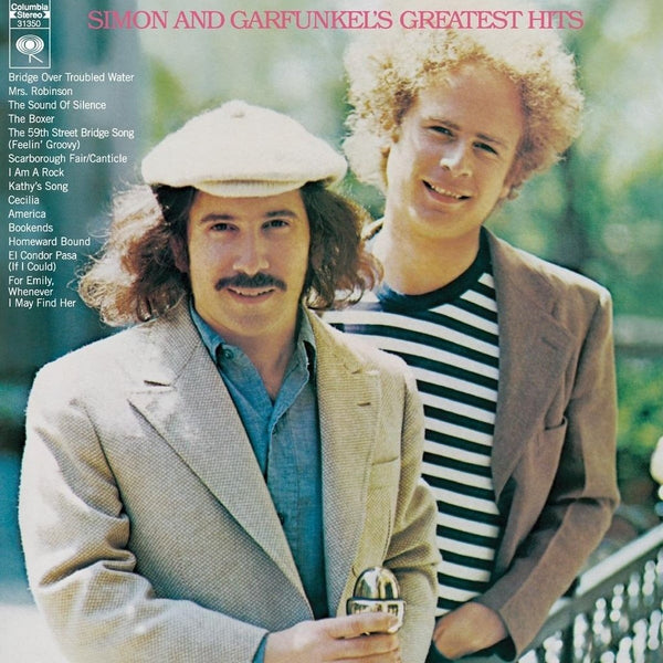 Simon & Garfunkel - Simon & Garfunkel's Greatest Hits Vinyl Record (reissue) New