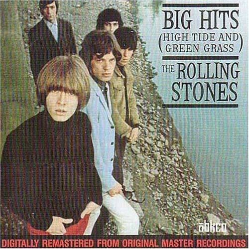 THE ROLLING STONES BIG HITS (HIGH TIDE AND GREEN GRASS) LP NEW
