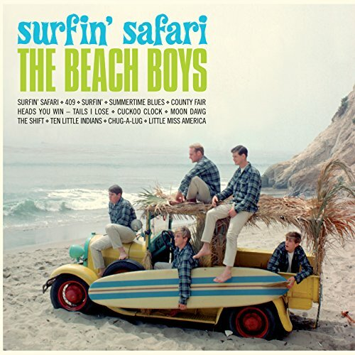 THE BEACH BOYS SURFIN' SAFARI 180 Gram New Vinyl  Lp