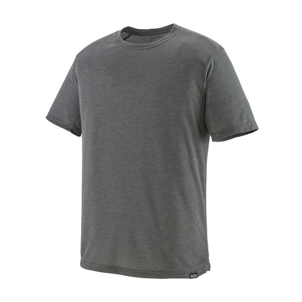 PATAGONIA - Men's Cap Cool Trail Shirt -  Forge Grey (FGE)