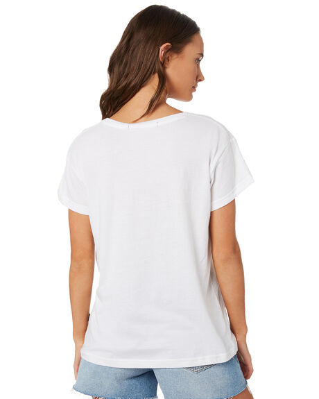 SILENT THEORY - Polly Tee - WHITE