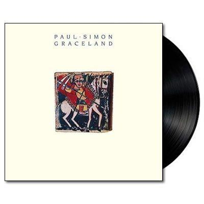 PAUL SIMON - Graceland (180gm Vinyl) - (Reissue)
