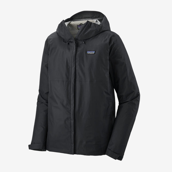 Patagonia -Men's Torrentshell 3L Jacket Black
